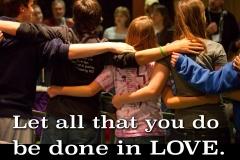 Fellowship and Love
